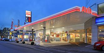 AVIA Tankstellen Standorte gesucht Pacht Grundstück